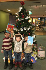 Give a Kid a Book tree