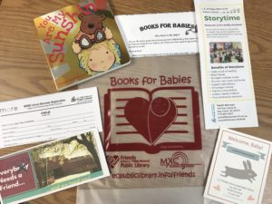items included in books for babies kits