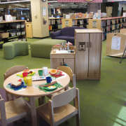 Play and Learn kitchen
