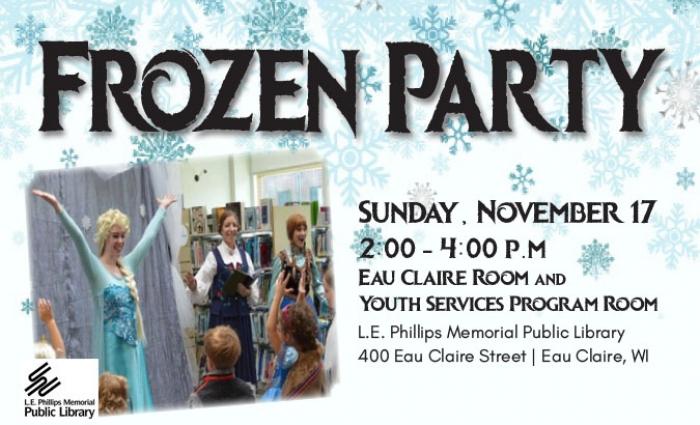 Frozen party 19