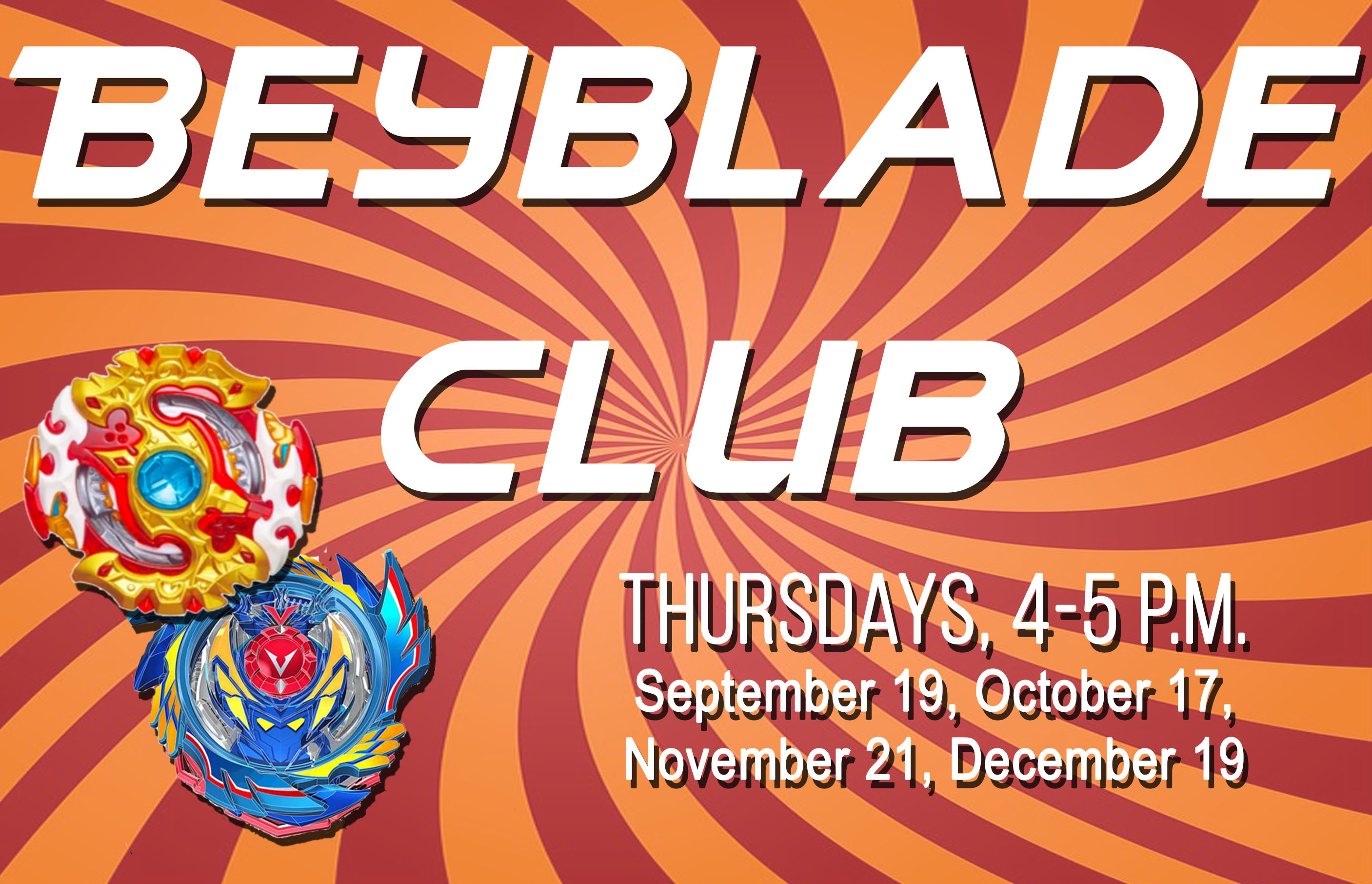 beyblade club