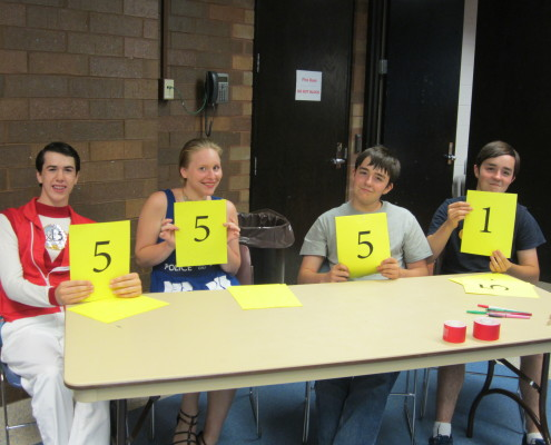 Teens Voting