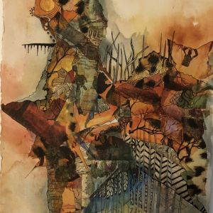"""Aboriginal"" - Kris Crowe"