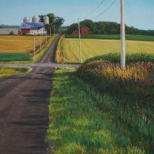 """""""At a Crossroads"""" - Kay Brathol-Hostvet"""