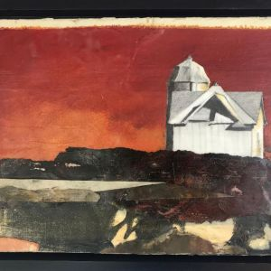 """Barn on Ziehmke Road"" - Susan Carey"