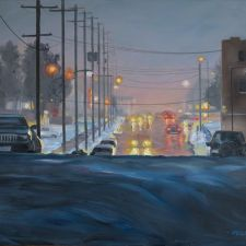 """Eau Claire Night"" - Glen Fuller"