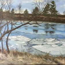 """January Thaw"" - Susan Pearson"
