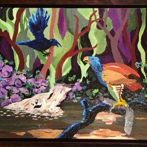 """""""Life and Death at Twelve Foot Falls"""" - James Guhl"""