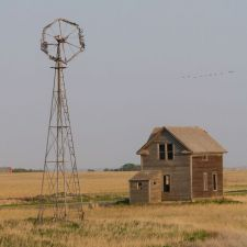 """""""Williams County ND"""" - Patty Henry"""
