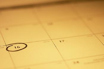 Library Board Calendar