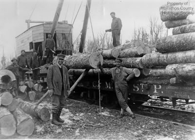 wisconsin logging