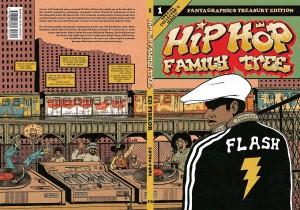 Hip Hop Family Tree Vol. 1 Cover