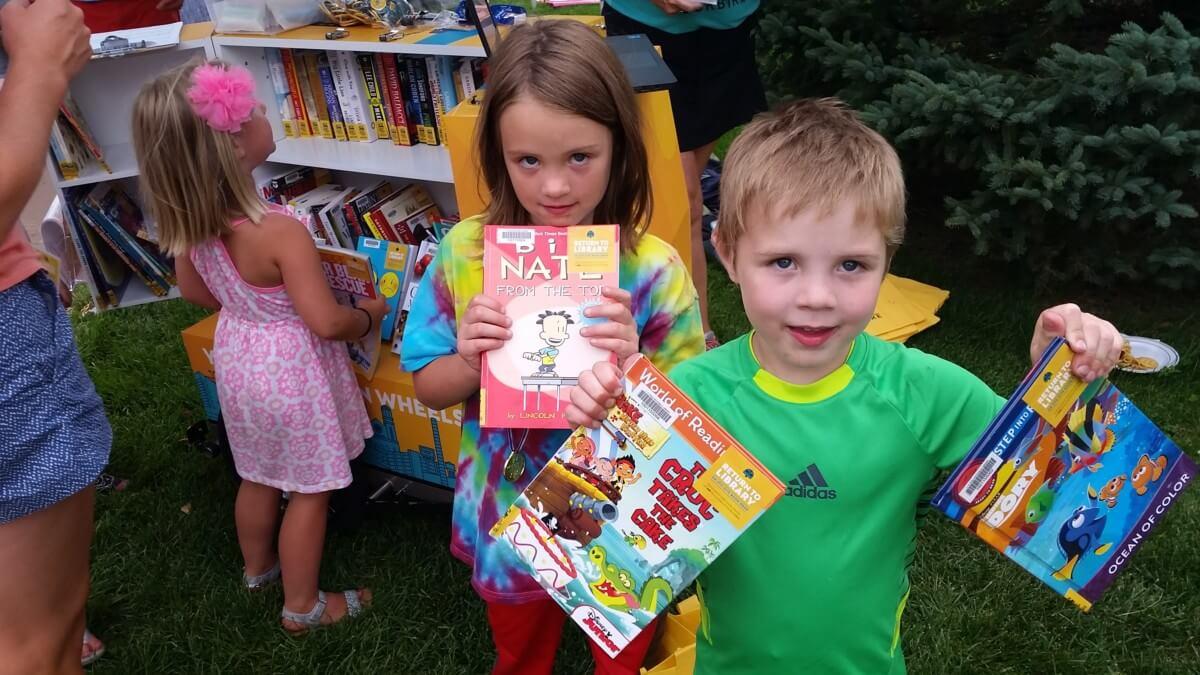 BookBike Kids