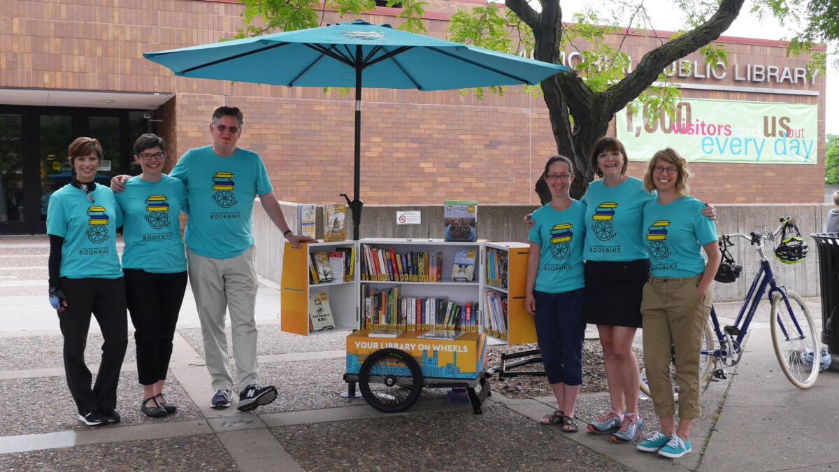 BookBike Team Members