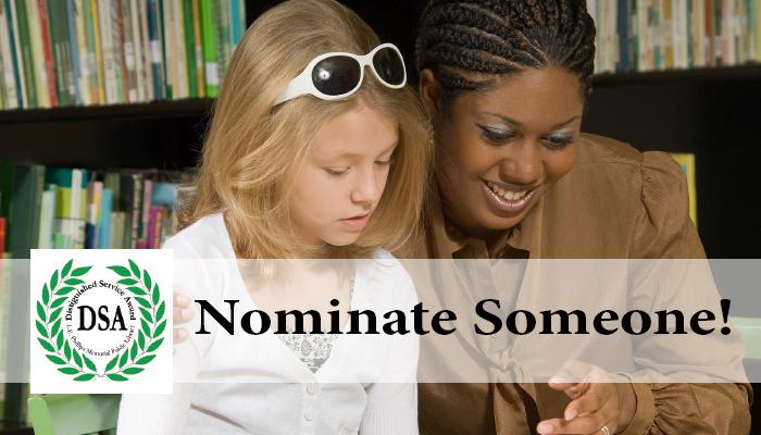 Nominate Someone!