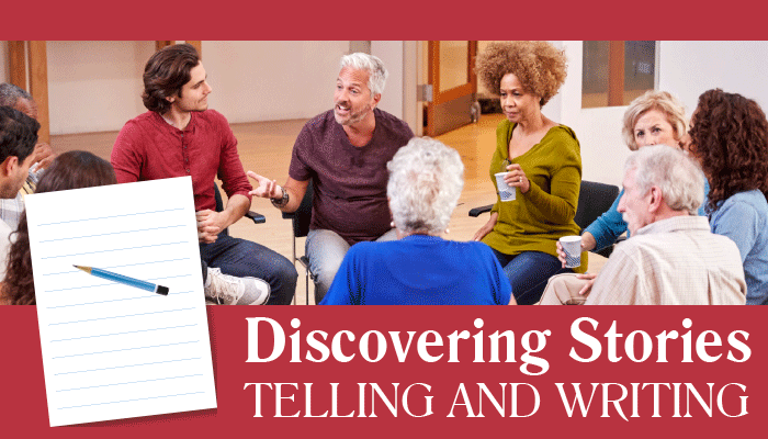Discovering Stories: Telling and Writing