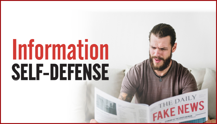 Information Self-Defense