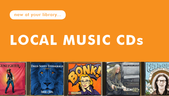 Local Music CD Collection
