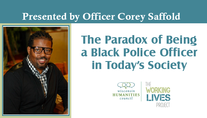 The Paradox of Being a Black Police Officer in Today's Society