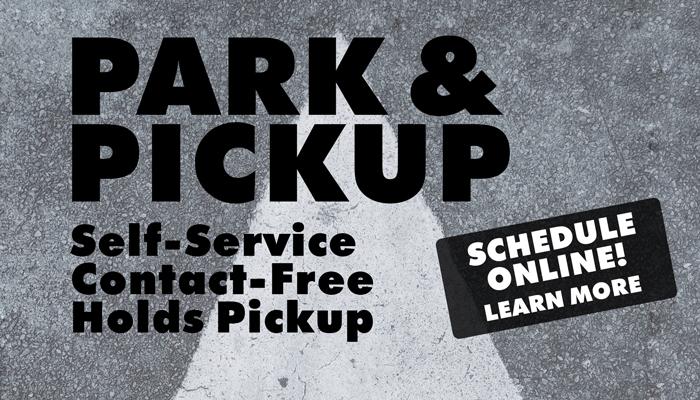 Park-n-Pickup NOW ONLINE