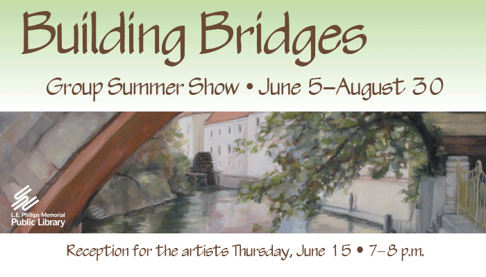 Building Bridges Group Summer Show