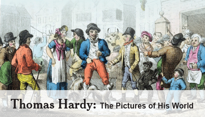 Thomas Hardy: The Pictures of His World