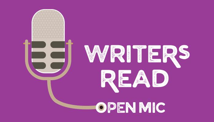 Writers Read: Open Mic