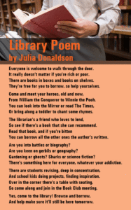 Library-Poem