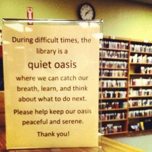 Quiet Oasis