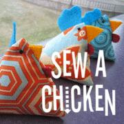Sew a Chicken