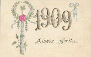Happy New Year 1909