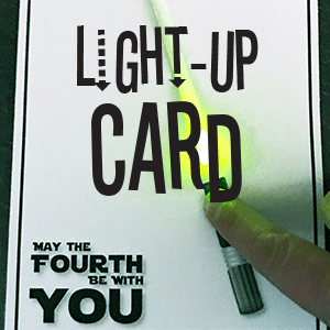 Light-Up Card