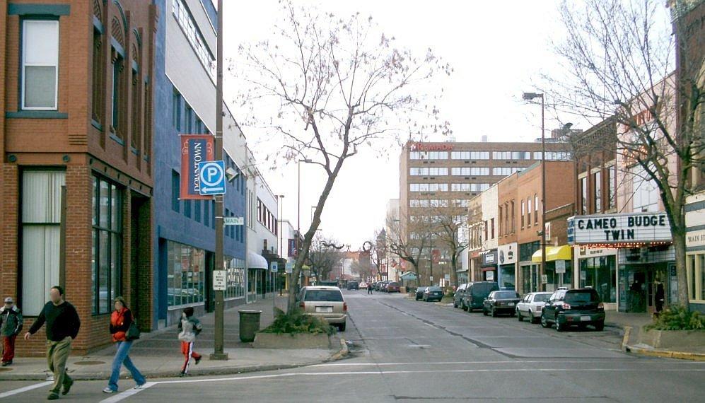 photo of Downtown Eau Claire