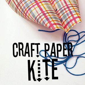Craft Paper Kite