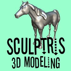 Sculptris 3D Modeling