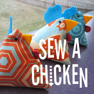 Sew a Chicken