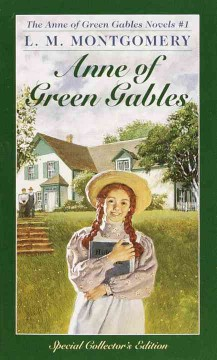 Cover Art for Anna of Green Gables
