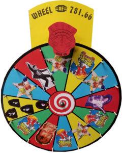 Wheel of Rock