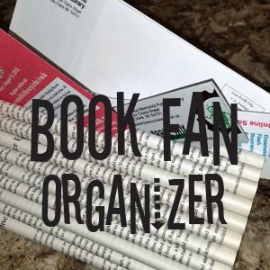Book Fan Organizer