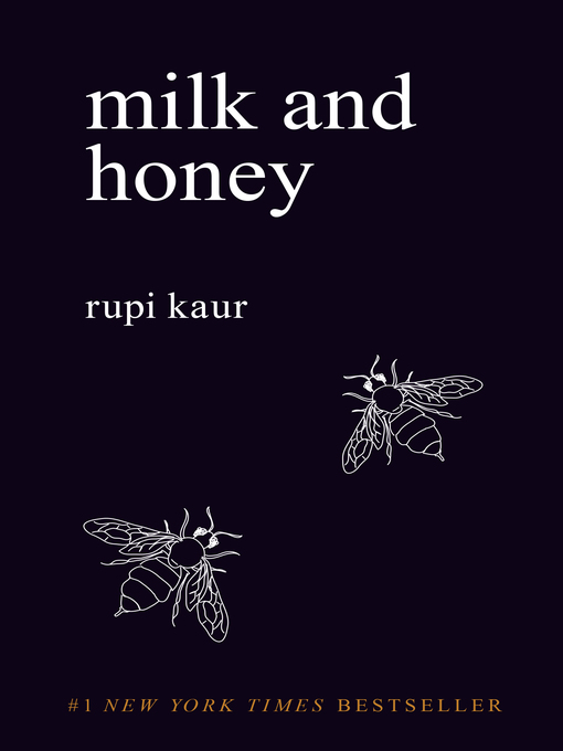 Milk and Honey book cover