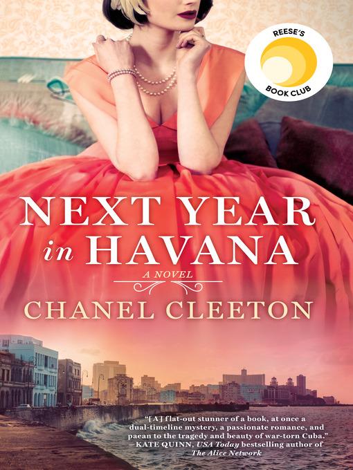 Next Year in Havana book cover