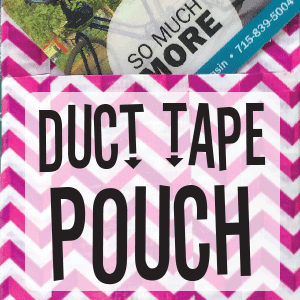 Duct Tape Pouch