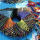 Beautiful beadwork wire art