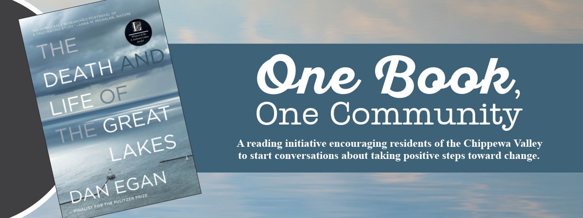 One Book, One Community 2019