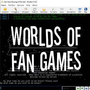 Worlds of Fan Games