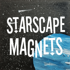Starscape Magnets