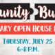 Community Building: A Library Open House Event