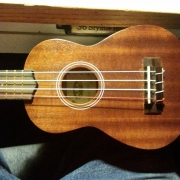 Photo of ukulele