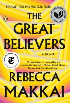 "Cover of Rebecca Makkai's ""The Great Believers"""