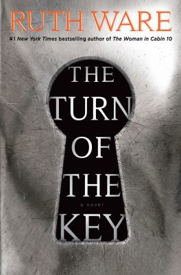 "Cover of Ruth Ware's ""The Turn of the Key"""